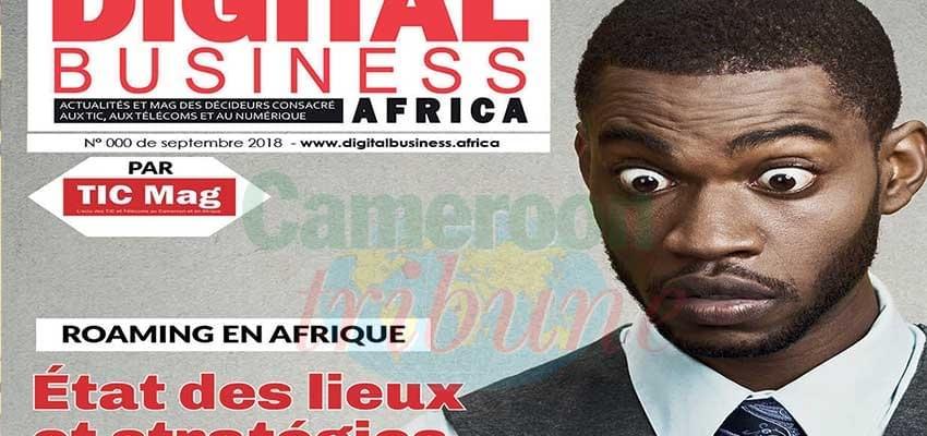 Image : Mutation: TIC Mag devient Digital Business Africa