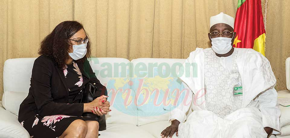 Cameroon-US Cooperation : Health Achievements Lauded