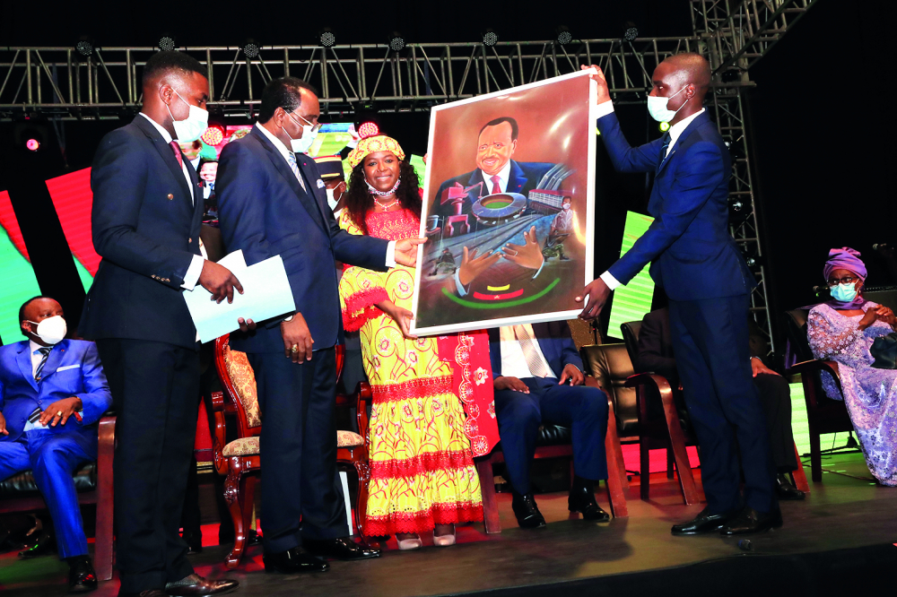 Anniversaire du chef de l'Etat. : le soutien assuré des jeunes