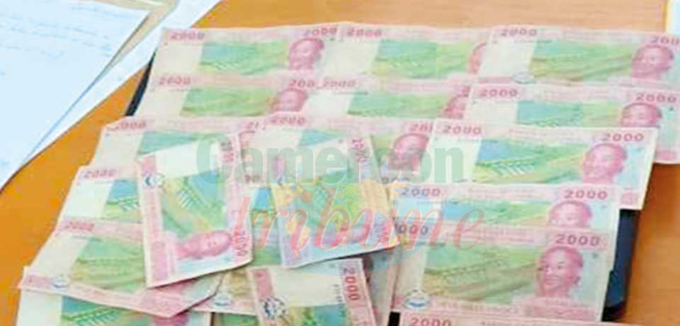 Douala : des faussaires aux arrêts