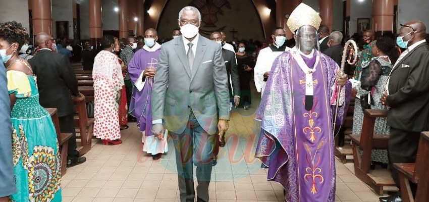 Commémoration : des prières pour Victor Fotso