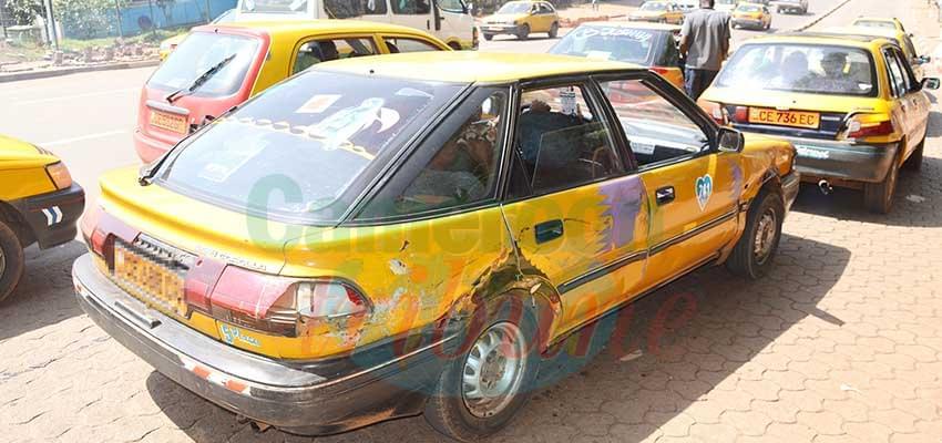Embellissement de la ville de Yaoundé : les chauffeurs de taxis interpellés