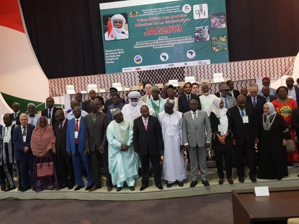 Émergence de l'Afrique : ce que la géotechnique propose