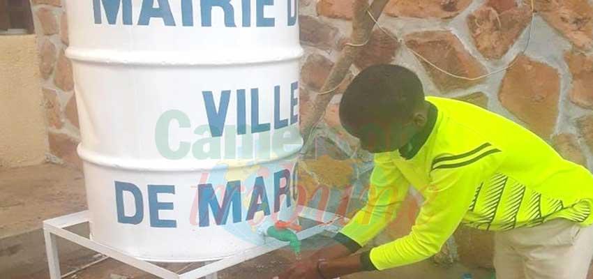Maroua : le rideau de protection du maire de la ville