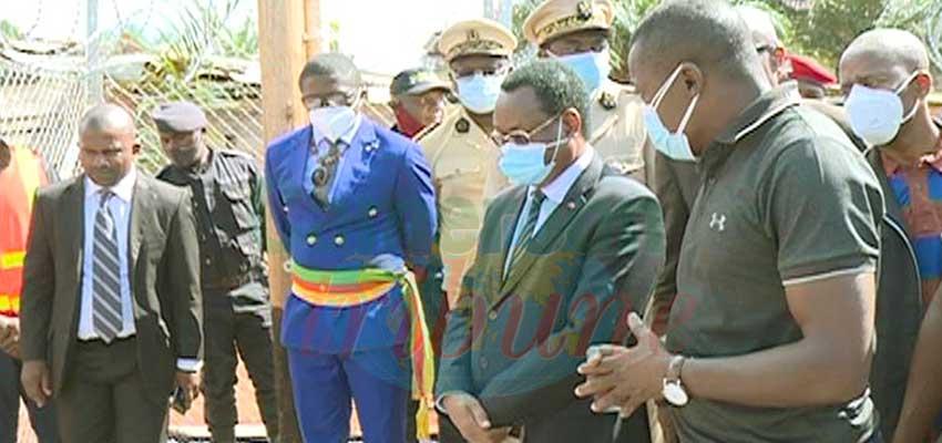 Route Mbama-Messamena :  il faut relancer les travaux