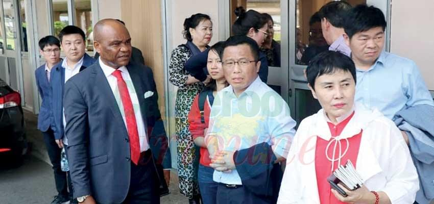 Infrastructural Development : Chinese Investors in Cameroon