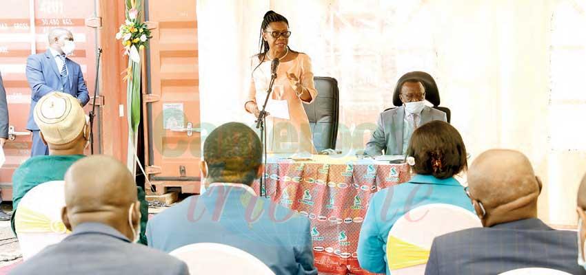 Les journées d'imprégnation de l'entreprise ouvertes hier au siège par le directeur général, Marie-Claire Nnana prônnent une meilleure agressivité au plan commercial.
