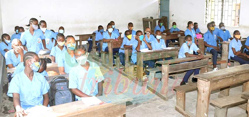 School Resumption: Strict Barrier Measures In Place