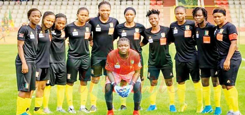 Eliminatoires J.O. football féminin : les Lionnes accélèrent