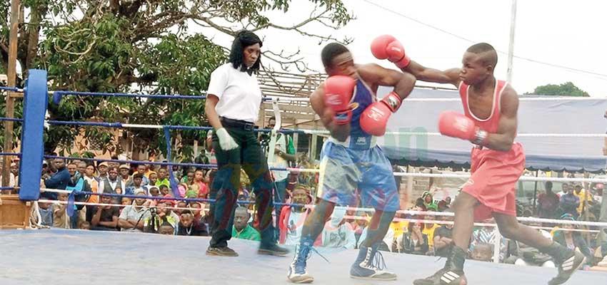 Boxe : Badenkop a ouvert le ring