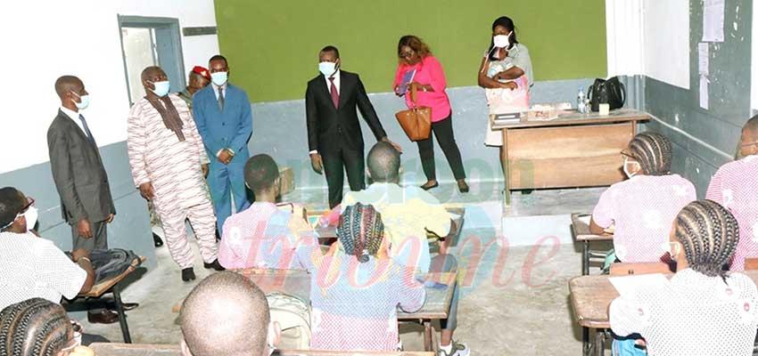 Rentrée 2020/2021 :  c'est effectif à Douala