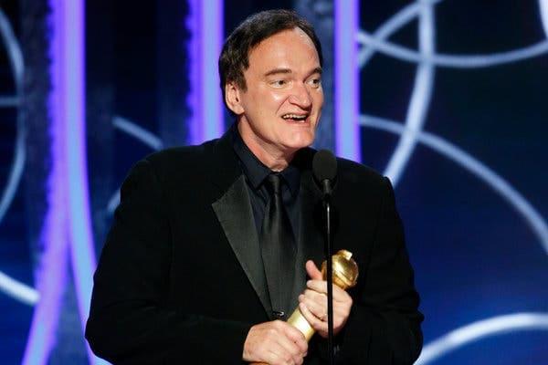 Cinéma : Tarantino, grand gagnant des Golden Globes