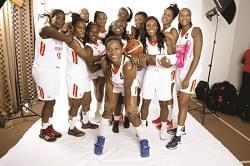 Afrobasket et Jeux africains: les basketteuses montent au panier ce week-end
