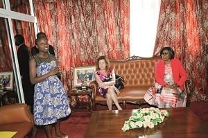 « Africa Dialogues »: le Minas reçoit la représentante du Cameroun