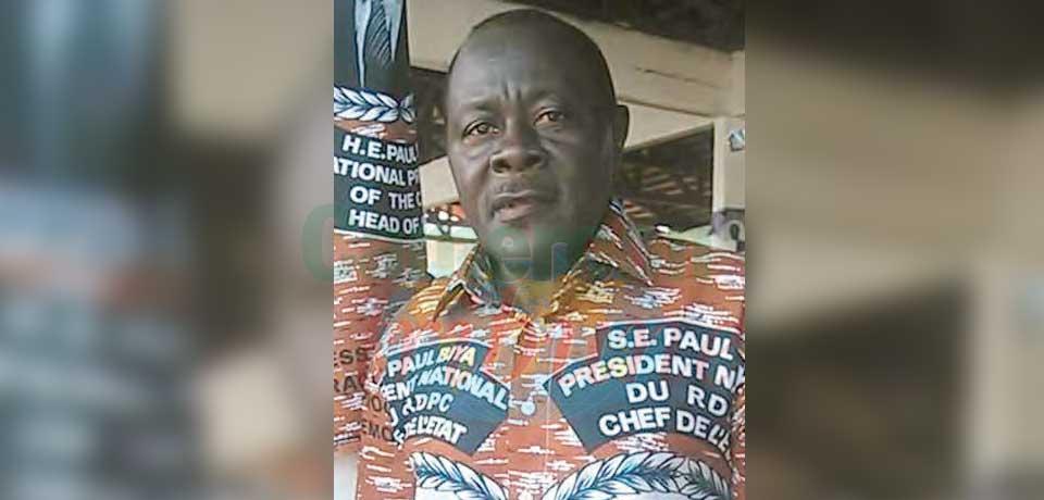 Nécrologie : le sénateur Bernard Amougou n'est plus