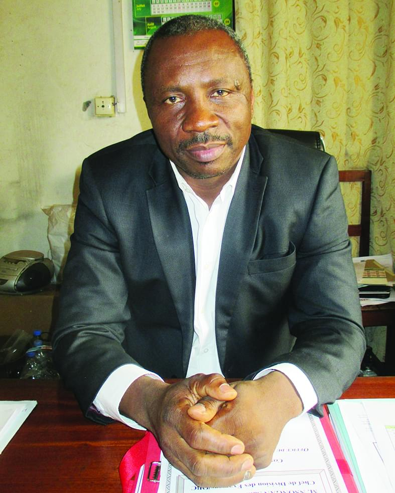 Samuel Deschamfort Nsongan : « Le 8070 s'améliore au fil des années. »