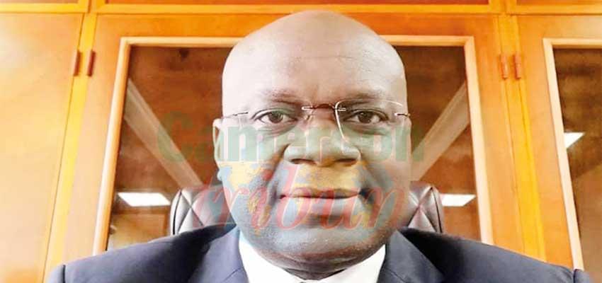 Pr. Rémy Magloire Etoua, directeur de l'Ecole nationale supérieure polytechnique de Yaoundé.