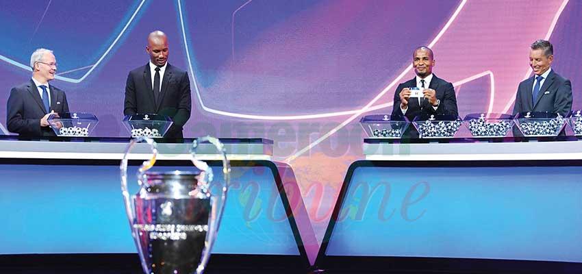 Uefa Champions League :  les adversaires des Camerounais