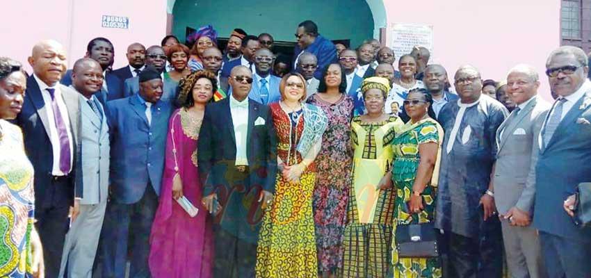 Dschang: le Centre multimédia Chantal Biya ouvert