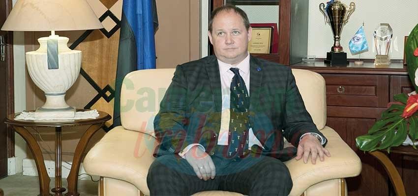 Saudi Delegation, Estonian Envoy Received
