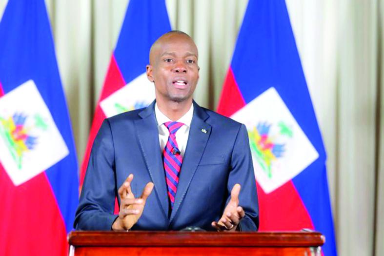 Haïti : le président assassiné