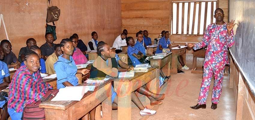 Développement du Capital humain: la Banque mondiale en appui au Cameroun