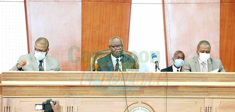Débat d'orientation budgétaire : le Minfi éclaire les députés