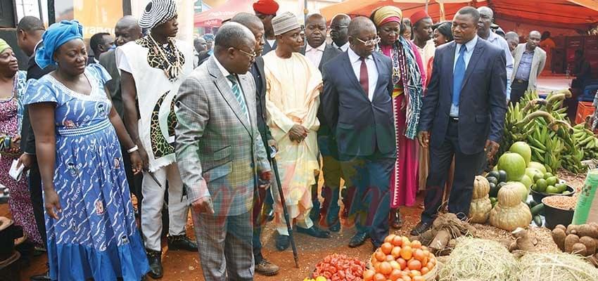 Image : Bangangté: le made in Cameroon à l'honneur