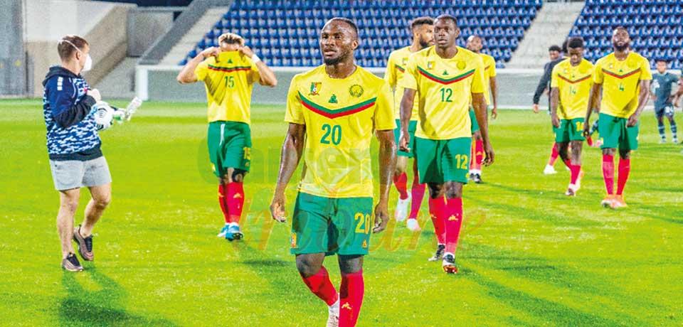 Amical Cameroun-Nigeria : les Lions et Super Eagles dos-à-dos