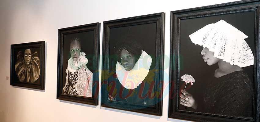 Les artistes contemporains ont donné leur vision de ce qu'est « Aujourd'hui ».