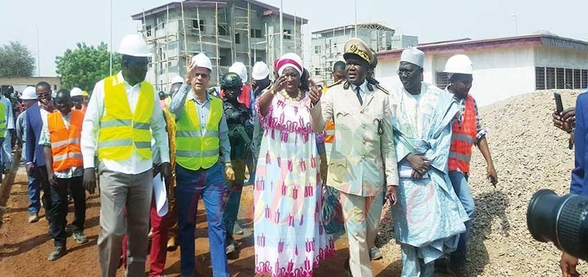 Chantiers CAN et C2D à Garoua: le Minhdu veut l'accélération des travaux