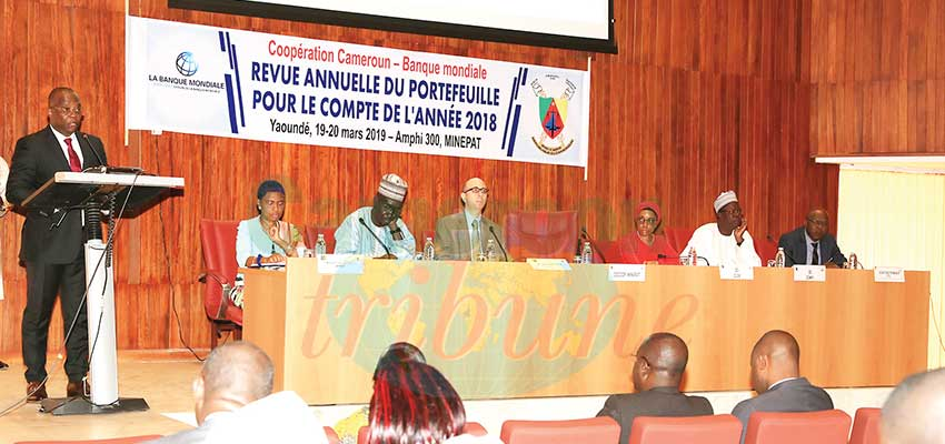 Coopération Cameroun - Banque Mondiale: les projets au scanner