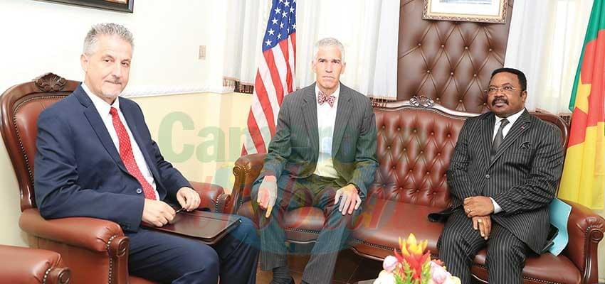 Cameroon-USAIDS Relations : Humanitarian Aspects Discussed