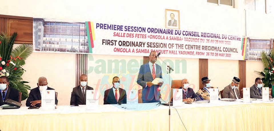 Conseil régional du Centre : 3 milliards de F pour commencer