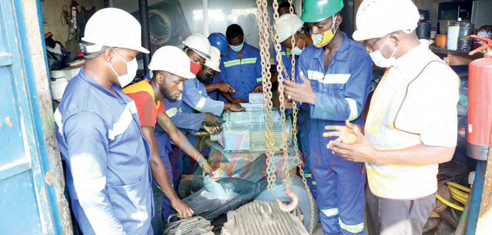 Engine Repairs  : Youths Empowered
