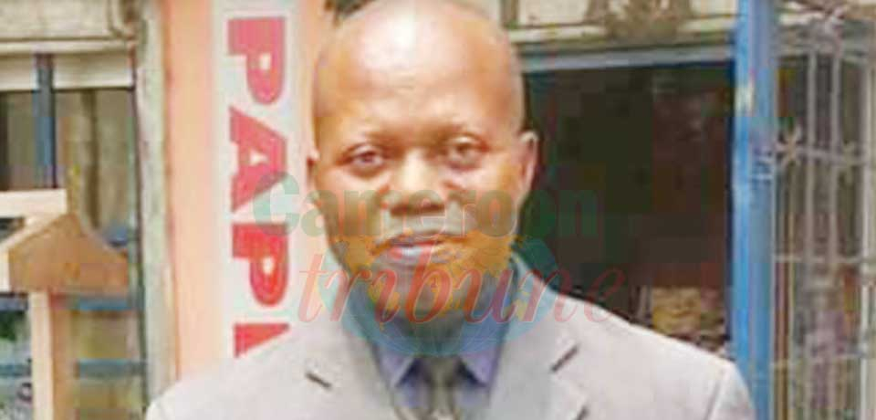 Simon Pierre Mba Nanga est décédé suite à un accident de la circulation survenu vendredi à Boumnyebel.