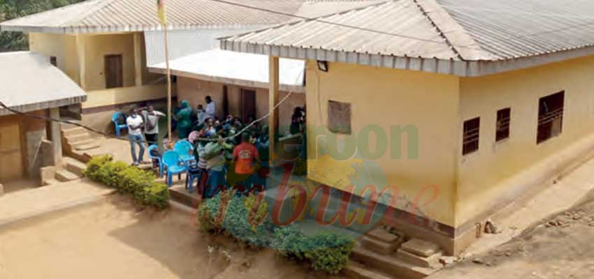 North West : No Problem At Bamenda DDR Centre