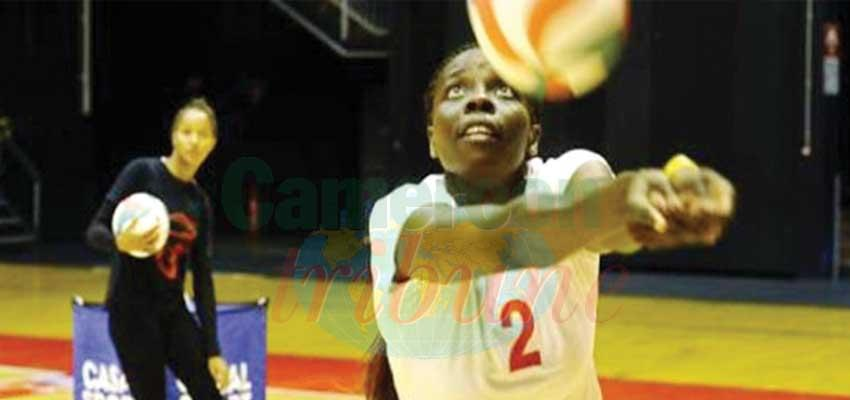 Volleyball : Christelle Nana Prolongs Contract
