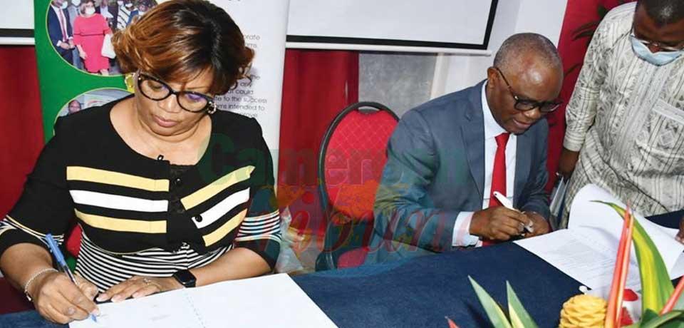 Upgrading Enterprises : Thirty Six Enterprises Sign Agreement