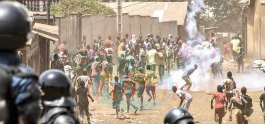 Guinée Conakry : la rue s'enflamme de nouveau