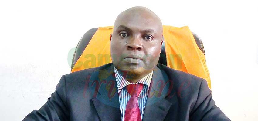 Théophile Nguia Beina, Secrétaire général des services du Gouverneur de l'Est