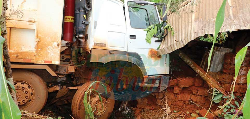 Bafoussam : un accident fait six morts