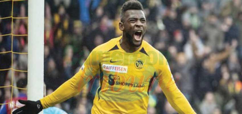 Diaspora : Jean Pierre Nsame Still on Goal Hunt