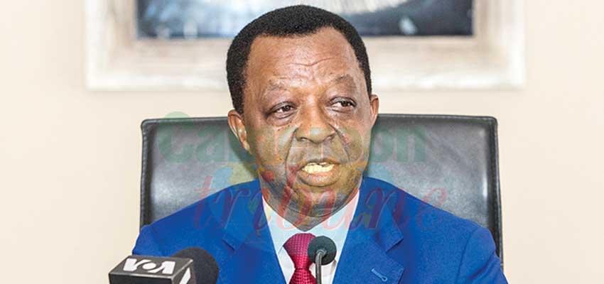 Parlement panafricain : les clarifications de Roger Nkodo Dang