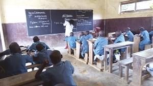 Image : Steady Increase In Teachers' Recruitment