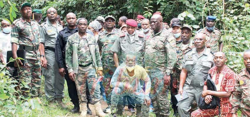 Accord de défense et de sécurité Cameroun-Guinée équatoriale : place aux travaux pratiques