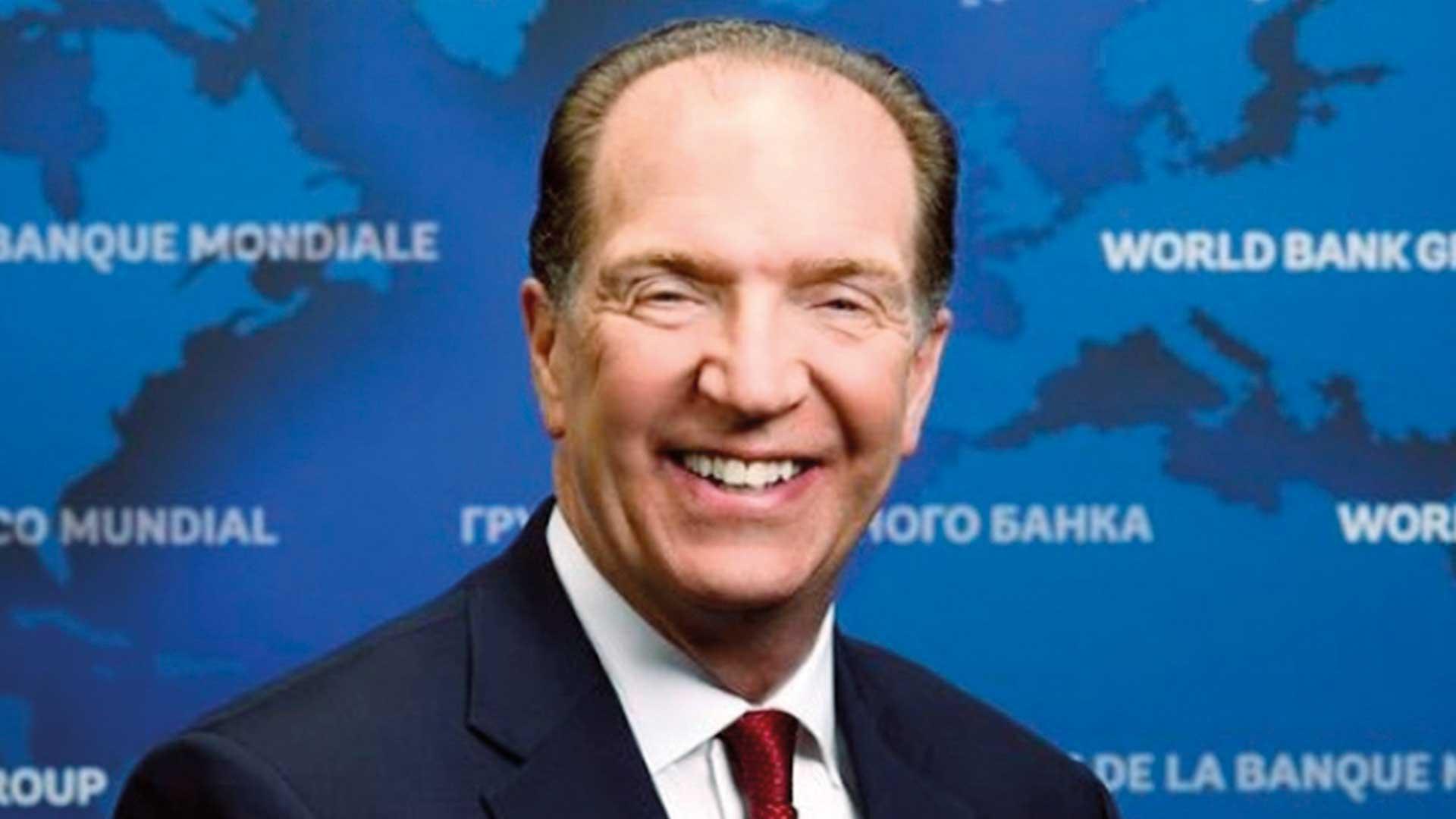 Banque mondiale: David Malpass, nouveau président
