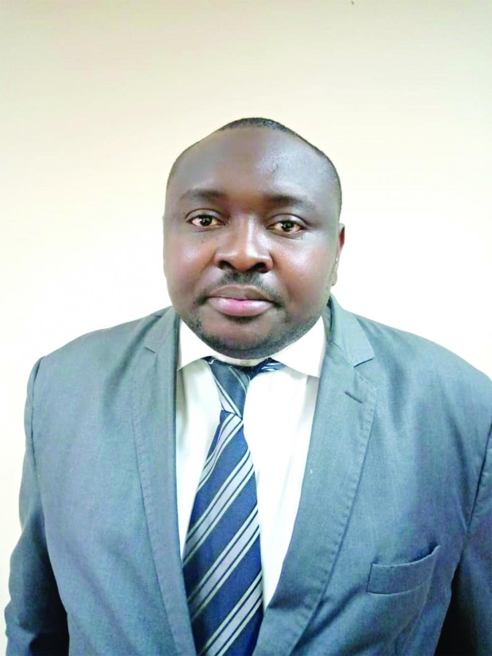 Claude Bibi, coordonnateur du secrétariat technique du Comité interministériel de formation aux opérations de maintien de la paix.