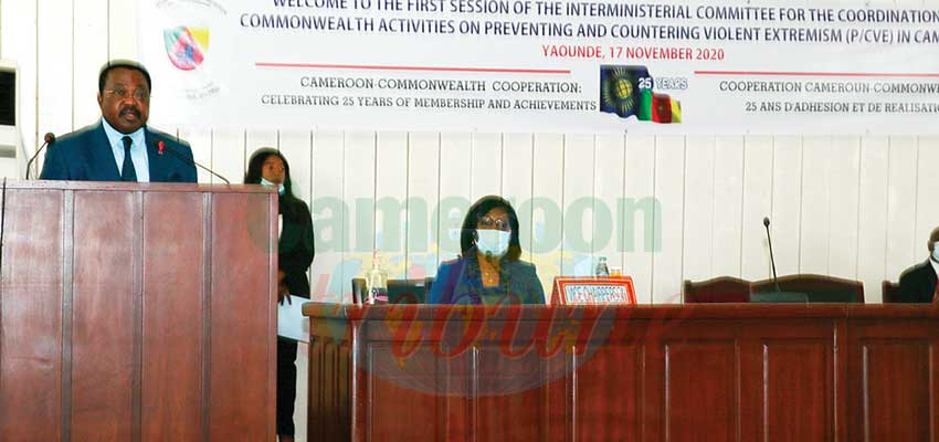 Combating Violent Extremism : Stakeholders Chat Action Plan