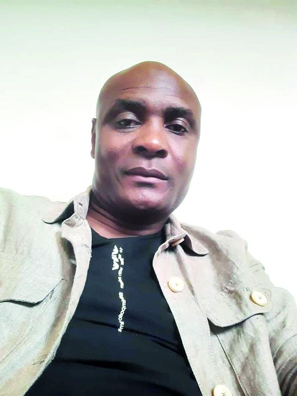 Dr Xavier Jean Pierre Assam, sociologue.